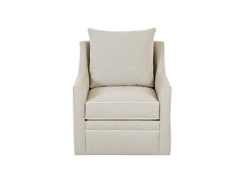 Klaussner Home Furnishings - Larkin Chair - K97300 SWVL