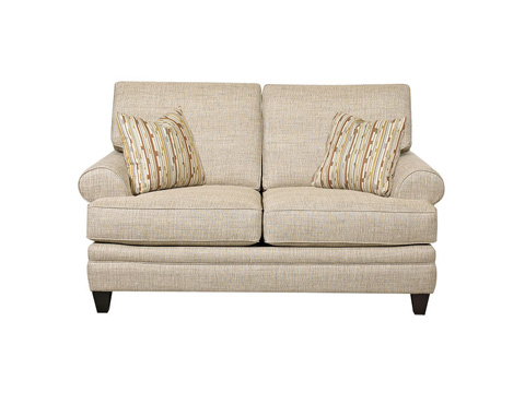 Klaussner Home Furnishings - Fresno Loveseat - K99340 LS