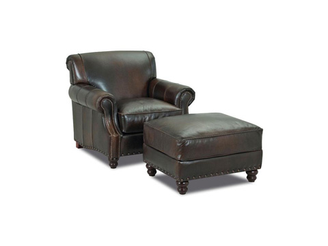 Klaussner Home Furnishings - Fremont Ottoman - LD30410 OTTO