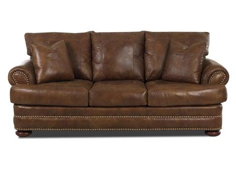 Klaussner Home Furnishings - Montezuma Sofa - LD43800-10 S