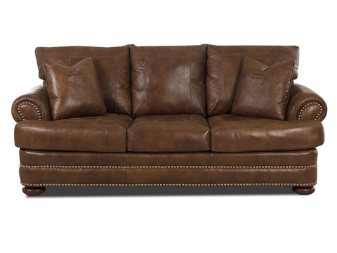 Klaussner Home Furnishings - Montezuma Sofa - LTD43800-10 S