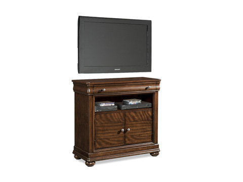 Klaussner Home Furnishings - Media Chest - 398-682 MCHES