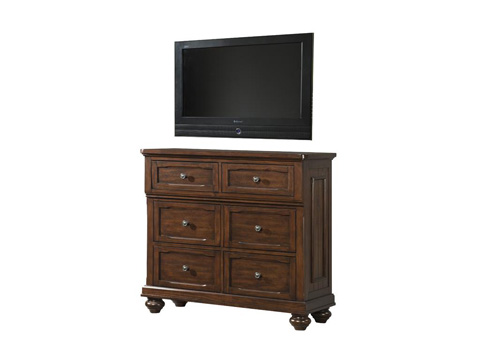 Klaussner Home Furnishings - Media Chest - 415-682 MCHES