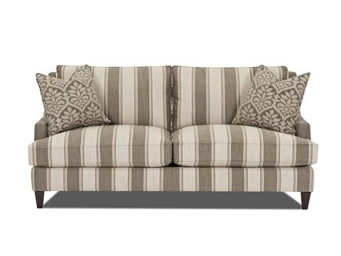 Klaussner Home Furnishings - Duchess Sofa - D40660M S