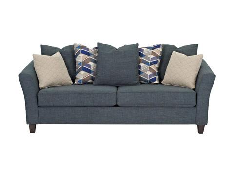 Klaussner Home Furnishings - Culpepper Sofa - K40000 S