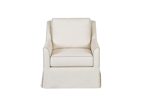 Klaussner Home Furnishings - Leah Chair - K97200M SWVL