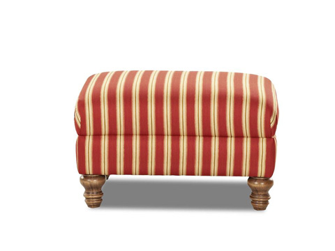 Klaussner Home Furnishings - Bailey Ottoman - 2440M OTTO