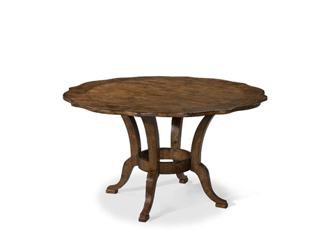Klaussner Home Furnishings - Dining Room Table - 436-054 DRT