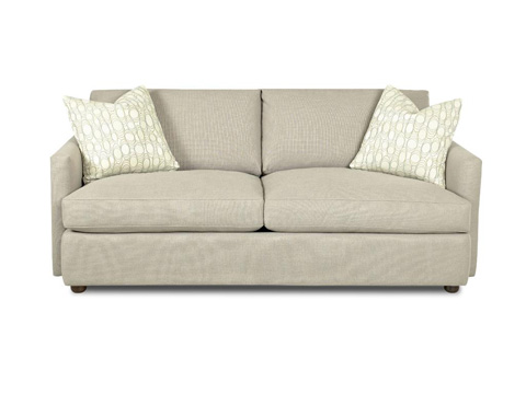 Klaussner Home Furnishings - Leisure Sofa - D4033 S