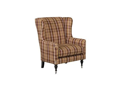 Klaussner Home Furnishings - Edenton Chair - D45700M OC