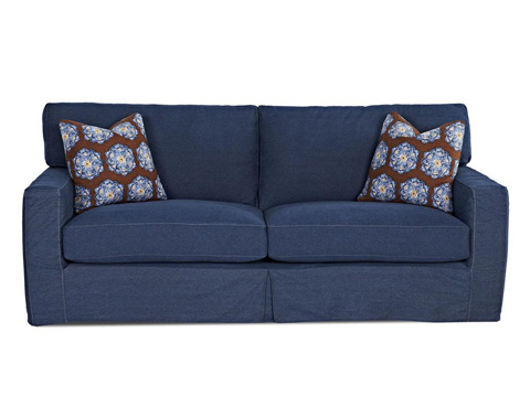 Klaussner Home Furnishings - Homestead Sofa - D61100 S