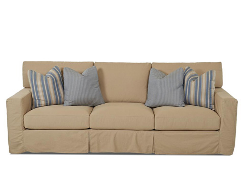 Klaussner Home Furnishings - Homestead Sofa - D61100 XS