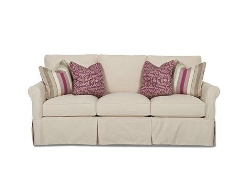 Klaussner Home Furnishings - Kenmore Sofa - D7122 S