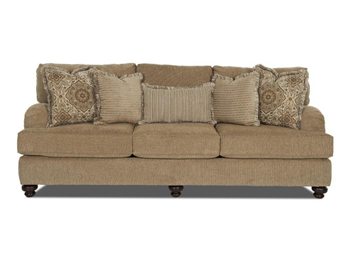 Klaussner Home Furnishings - Declan Sofa - K42200F S