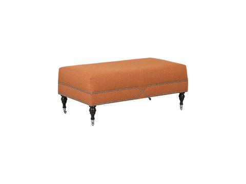 Klaussner Home Furnishings - Beaufort Ottoman - K46510 OTTO