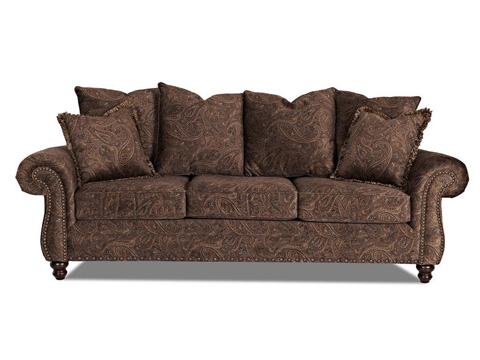 Klaussner Home Furnishings - Valiant Sofa - K56244-10F S