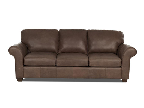Klaussner Home Furnishings - Moorland Sofa - LT11600 S