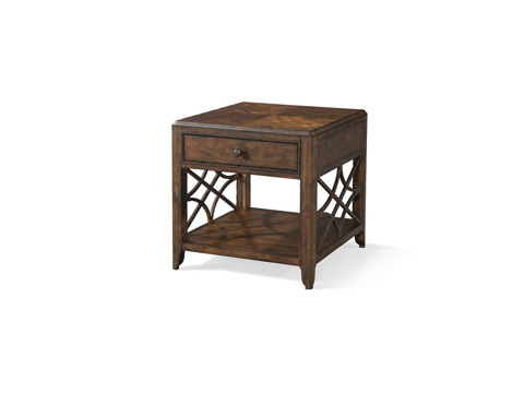Image of Georgia Rain End Table
