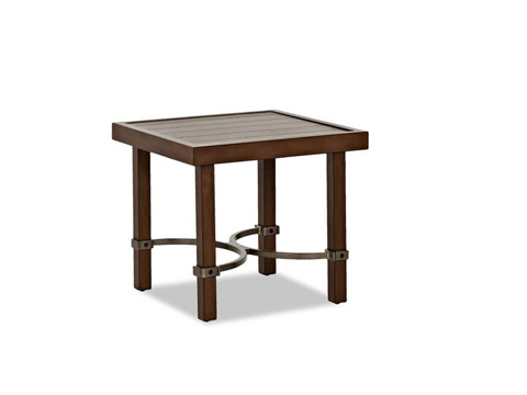 Image of Trisha Yearwood Outdoor Square End Table