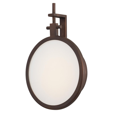 George Kovacs Lighting, Inc. - Loupe LED Wall Sconce - P1105-647-L