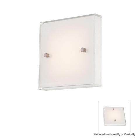 George Kovacs Lighting, Inc. - Framework LED Wall Sconce - P1141-084-L