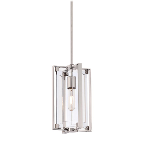 George Kovacs Lighting, Inc. - Crystal Clear Mini Pendant - P1401-613