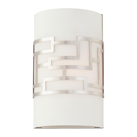 George Kovacs Lighting, Inc. - Alecia's Necklace Wall Sconce - P195-084