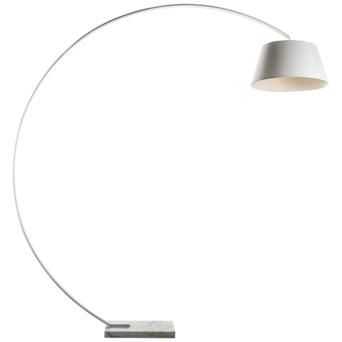 George Kovacs Lighting, Inc. - Arc Floor Lamp - P300-044