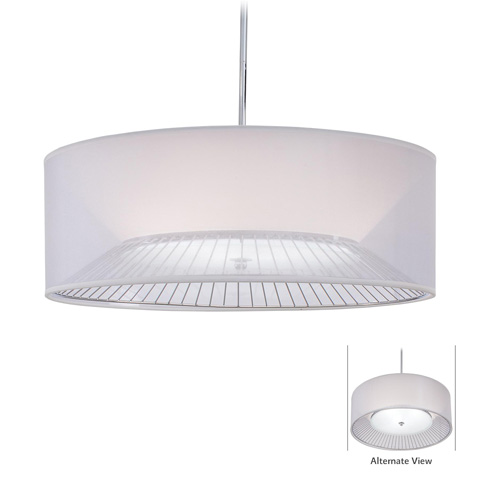 George Kovacs Lighting, Inc. - Bridge Pendant - P313-077