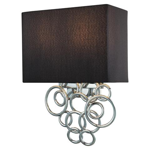 George Kovacs Lighting, Inc. - Ringlets Wall Sconce - P400-3-077