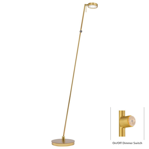 George Kovacs Lighting, Inc. - George's Reading Room Pharmacy Floor Lamp - P4304-248