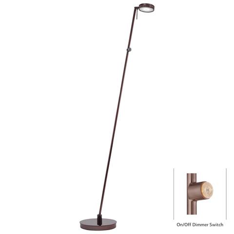 George Kovacs Lighting, Inc. - George's Reading Room Pharmacy Floor Lamp - P4304-631