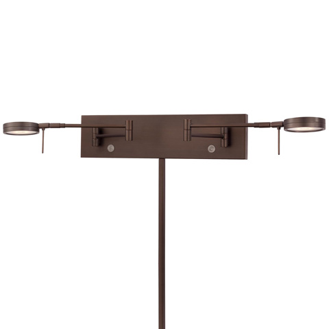 George Kovacs Lighting, Inc. - Save Your Marriage Swing Arm Wall Lamp - P4309-647