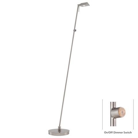 George Kovacs Lighting, Inc. - George's Reading Room Pharmacy Floor Lamp - P4314-084