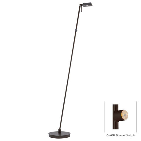 George Kovacs Lighting, Inc. - George's Reading Room Pharmacy Floor Lamp - P4314-647