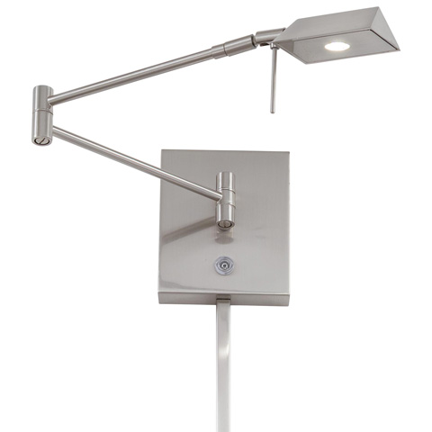 George Kovacs Lighting, Inc. - George's Reading Room Pharmacy Wall Lamp - P4318-084