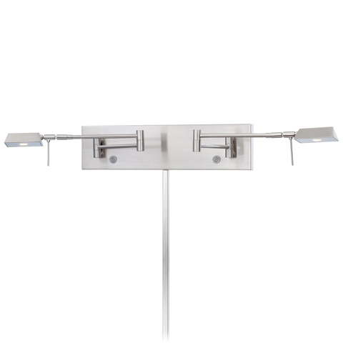 George Kovacs Lighting, Inc. - Save Your Marriage Swing Arm Wall Lamp - P4319-084