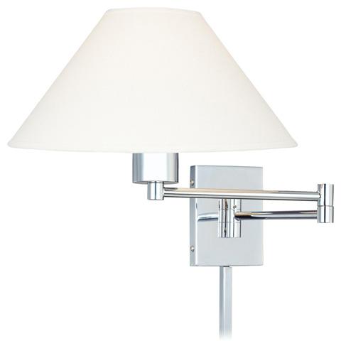 George Kovacs Lighting, Inc. - Boring Swing Arm Wall Lamp - P4358-1-077