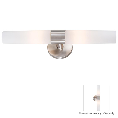 George Kovacs Lighting, Inc. - Saber Wall Sconce - P5042-144