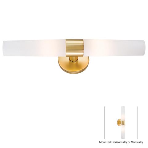 George Kovacs Lighting, Inc. - Saber Wall Sconce - P5042-248