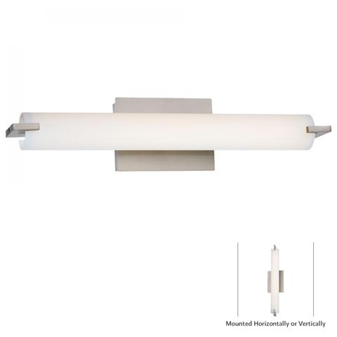 George Kovacs Lighting, Inc. - Tube Bath Wall Sconce - P5044-084-L