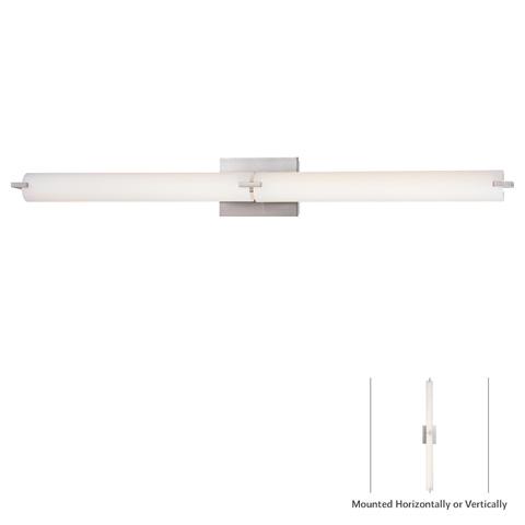 George Kovacs Lighting, Inc. - LED Bath Wall Sconce - P5046-084-L