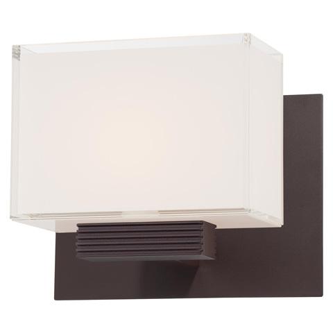 George Kovacs Lighting, Inc. - Cubism Bath Wall Sconce - P5211-615B