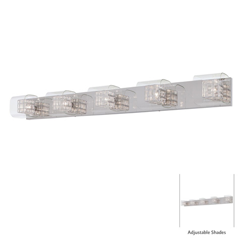 George Kovacs Lighting, Inc. - Jewel Box Bath Sconce - P5805-077
