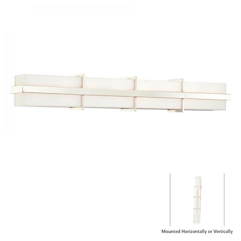George Kovacs Lighting, Inc. - Intersection Bath Wall Scocne - P5888-613