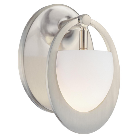 George Kovacs Lighting, Inc. - Earring Bath Wall Sconce - P5901-084