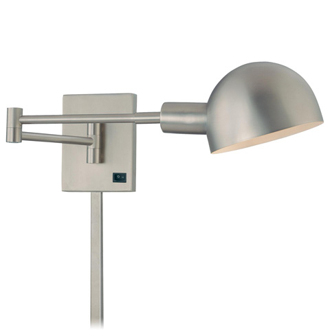 George Kovacs Lighting, Inc. - Swing Arm Wall Sconce - P600-3-603