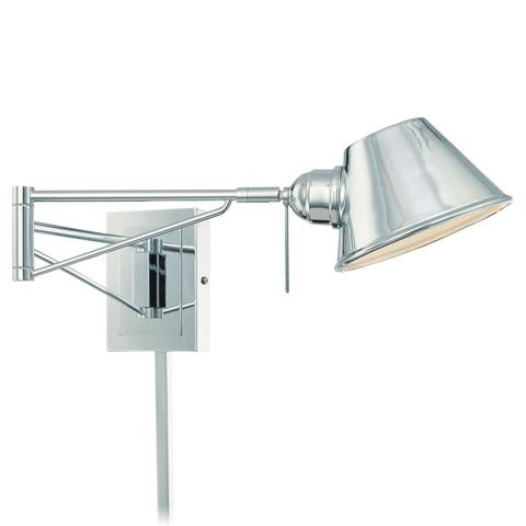 George Kovacs Lighting, Inc. - George's Reading Room Wall Lamp - P611-077