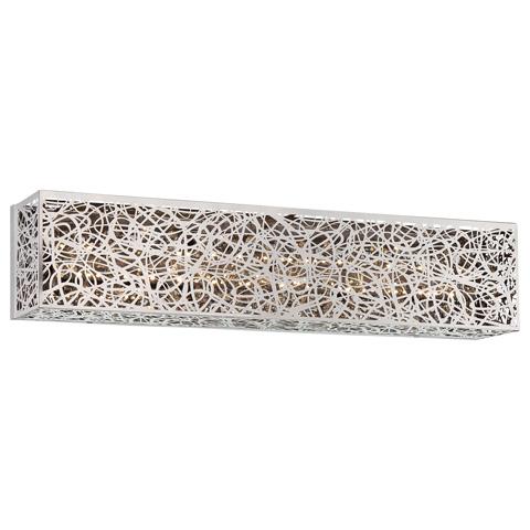 George Kovacs Lighting, Inc. - Hidden Gems LED Bath Sconce - P6983-077-L