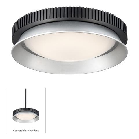 George Kovacs Lighting, Inc. - Gizmo LED Flushmount - P724-066-L